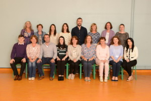 Melview national school staff staff LONGFORD