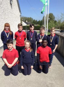 6th Class Relay Team